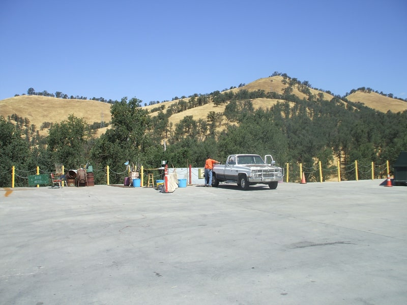 Glennville Kern County Public Works